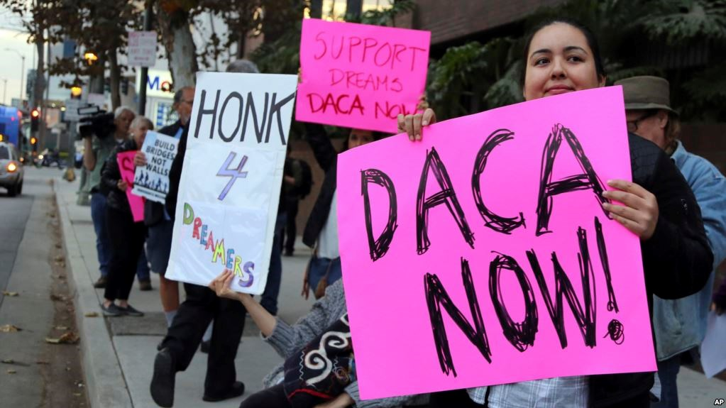 Federal Judge Rules Against Trump Administration in DACA Ruling